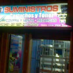 Suministros Cartuchos y Toner en Bogotá