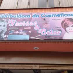 Vanidad & Color Distribuidora de Cosméticos en Bogotá