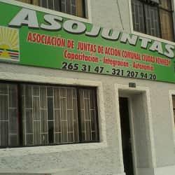 Asociación de Juntas de Acción Comunal en Bogotá