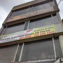 Dekochem Suministros en Bogotá