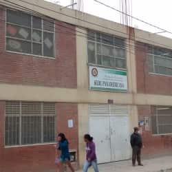 Institución Educativa Francisco de Paula Santander en Bogotá