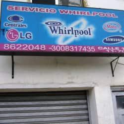 Servicio Whirlpool en Bogotá