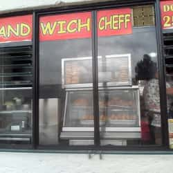Sándwich Chef en Bogotá