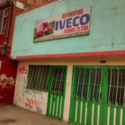 Repuesto Iveco Emmanuel 25 Ltda en Bogotá