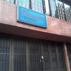 Tommy x Peluquería en Bogotá