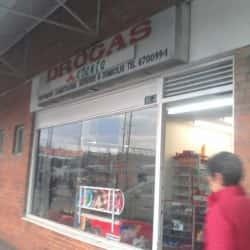Drogas Menente en Bogotá