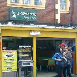 El Comentario Pizza & Café en Bogotá