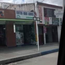 Ferreteria Vidrios Aluminos en Bogotá