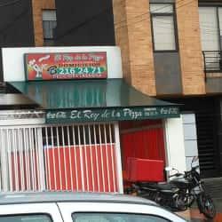 El Rey de la Pizza en Bogotá