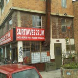 Surtiaves 22 JM en Bogotá