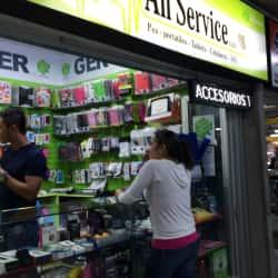 PCS And All Service Centro de Alta Tecnología en Bogotá