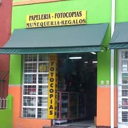 Papelería y Fotocopías La 20 en Bogotá