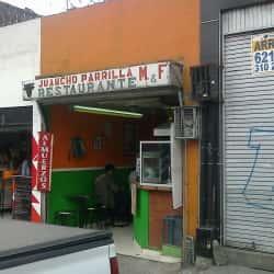 Juancho Parrilla M & F Restaurante en Bogotá