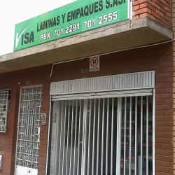 Visa Laminas y Empaques S.A.S en Bogotá