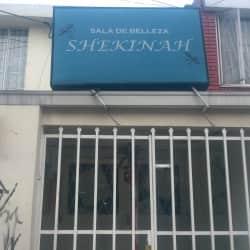 Sala de Belleza Shekinah en Bogotá