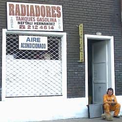 Radiadores Neftali Hernández en Bogotá