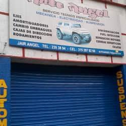 Auto Angel en Bogotá