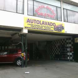 Autolavado Galerias en Bogotá