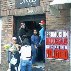 Divas Store en Bogotá