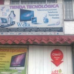 Tienda Tecnológica Weka en Bogotá