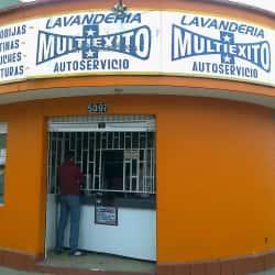 Lavandería Multiéxito en Bogotá