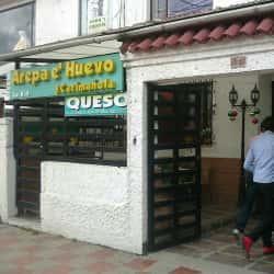 Arepa'e Huevo y Carimañola La Vid en Bogotá