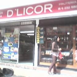 D'Licor en Bogotá