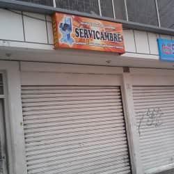 Servicambre en Bogotá