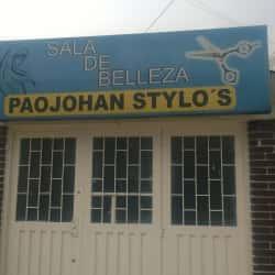Sala de Belleza Pao Jhoan Stylo's en Bogotá