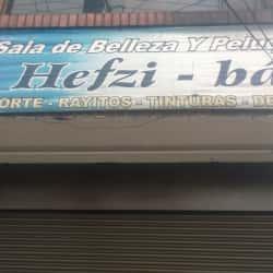 Sala de Belleza y Peluquería Hefzi Bá en Bogotá