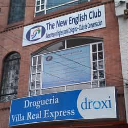 The New English Club en Bogotá