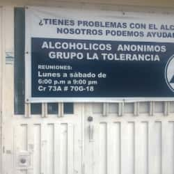 Alcohólicos Anónimos Grupo la Tolerancia  en Bogotá