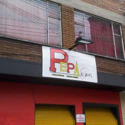 Pepa la Arepa en Bogotá