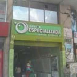 Óptica Especializada en Bogotá