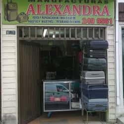 Manufacturas Alexandra en Bogotá