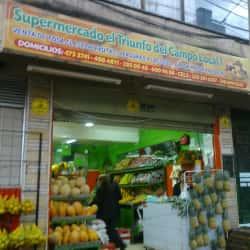 Supermercado El Triunfo del Campo en Bogotá