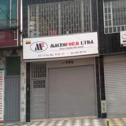 Macroform Ltda en Bogotá