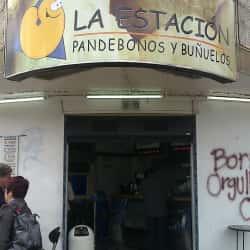 La Estación Pandebonos y Buñuelos en Bogotá