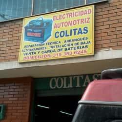 Electricidad Automotriz Colitas en Bogotá