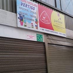 Papelería y Miscelanea Vertigo en Bogotá