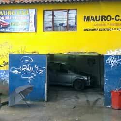 Mauro Car en Bogotá