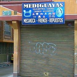 Mediguayas en Bogotá