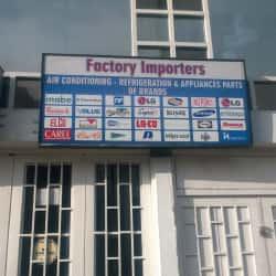 Factory Importers en Bogotá