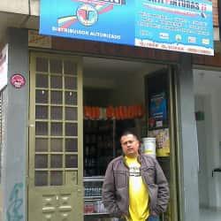 Surtipinturas JJ en Bogotá