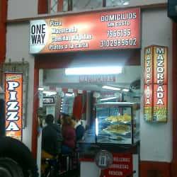 One Way Comidas Rápidas en Bogotá