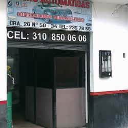 Cajas Automaticas Carrera 26 en Bogotá