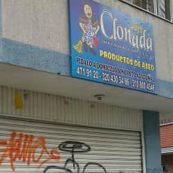 Doña Clonada en Bogotá