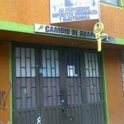 Ferrelectricos Jireh en Bogotá
