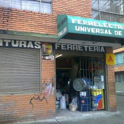 Ferrelectricos Universal de la 70 en Bogotá
