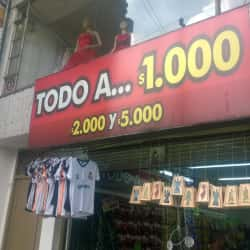 Todo a 1000 Calle 72 Con 69 en Bogotá